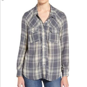 NWT McGuire Flannel Shirt